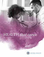 FY2016 Central Health Annual Report-1