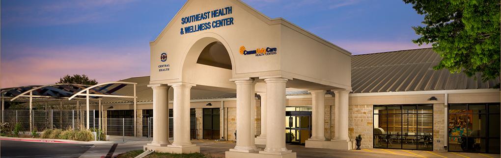 Southeast Health & Wellness Center Exterior