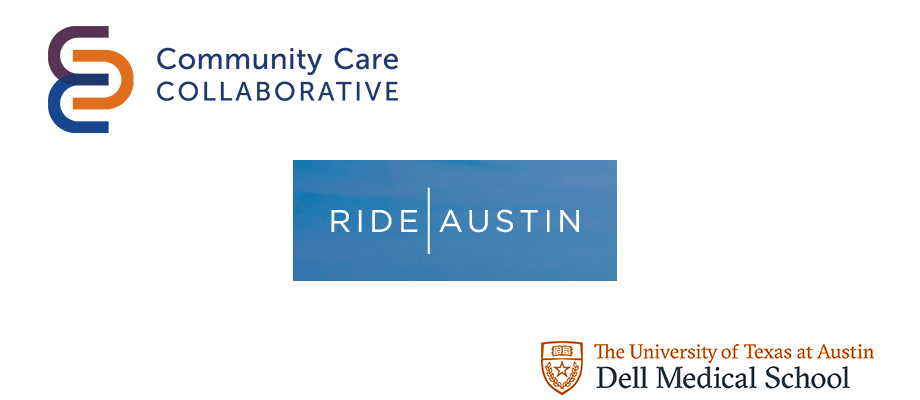 Community Care Collaborative, Dell Medical School and RideAustin partner to provide rideshare services to low income patients