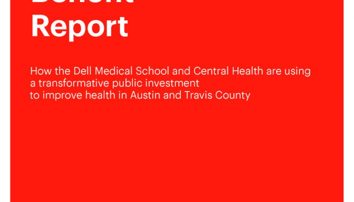 Community Investment Paying Off: More Dell Med Residents Working in Travis  County