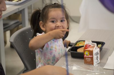 Hunger doesn't take a break: 2018 Summer Lunch Program