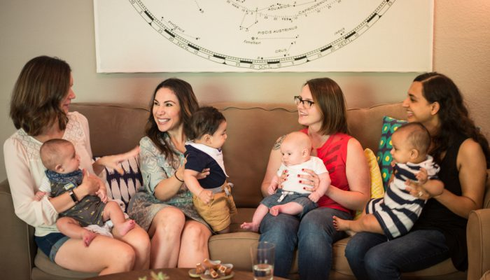 Central Health Offers Free Support Groups for Parents of Newborns