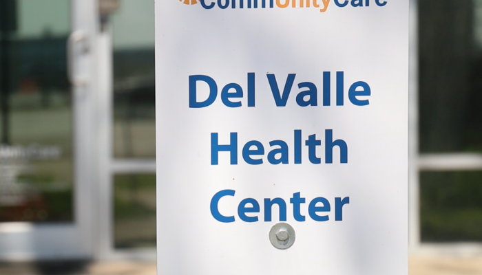 Del Valle Sign