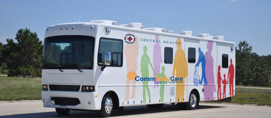 "Central Health Buys ""Clinic on Wheels"" to Deliver Care to More Underserved Areas of Travis County"