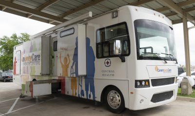 Eastern Travis Communities Ready to Welcome Central Health Mobile Health